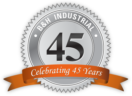 B&H INDUSTRIAL - Filtration, Process & Material Handling